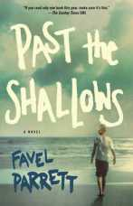 favel parrett - past the shallows - book cover
