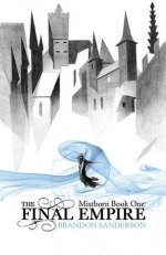 mistborn - brandon sanderson - uk cover