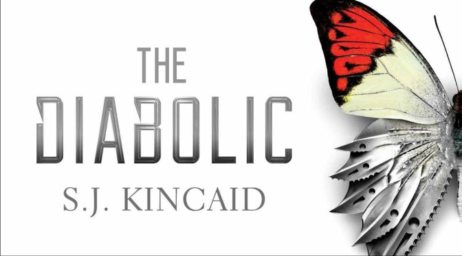 [Review] The Diabolic – S. J. Kincaid