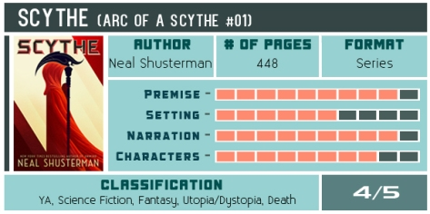 scythe-neal-shusterman-review