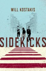 the-sidekicks-will-kostakis-book-cover