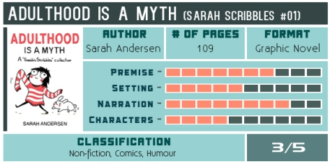 adulthood-is-a-myth-book-review-scorecard