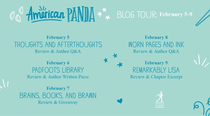[Review and Q&A] American Panda – Gloria Chao
