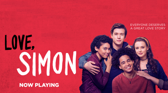 [Alternatives] – Movie Review – Love, Simon (2018)